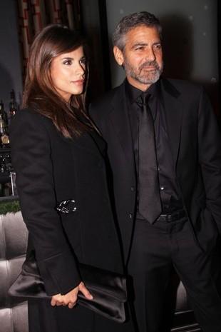 George Clooney rzucił Elisabettę Canalis przez jej lans