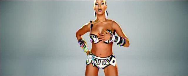 Beyonce ukradła pomysł na kostium?