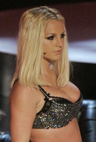 Britney Spears na MTV Video Music Awards 2008