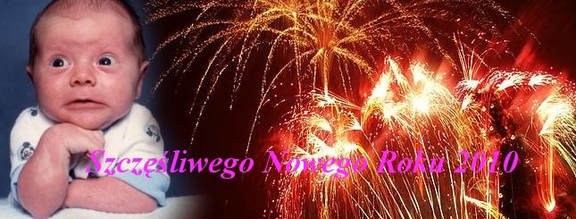 Czytelnikom Kozaczka życzymy udanego Nowego Roku!