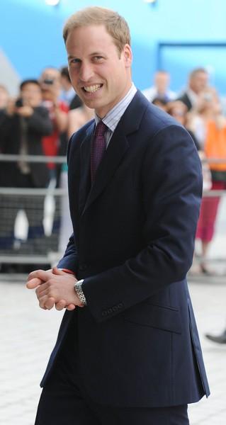 Książę William nie ma pieniędzy (FOTO)