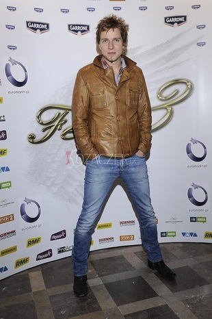Piotr Kupicha z zespołem Feel promują 3. płytę (FOTO)