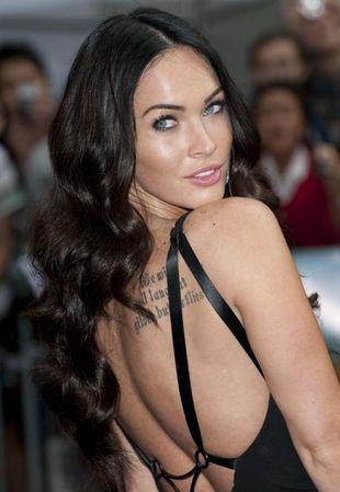 Megan Fox zarobi 2 miliony dolarów na reklamie bielizny