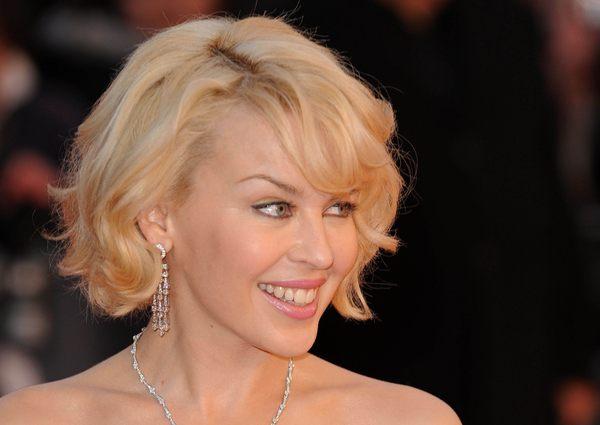 Kylie Minogue i Olivier Martinez znowu razem