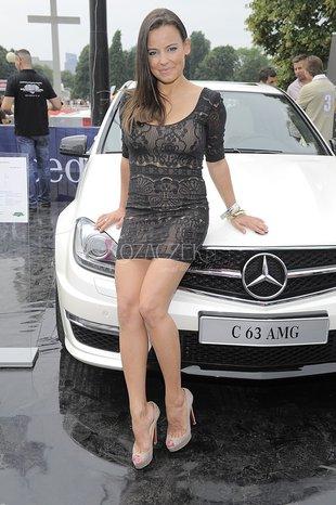 Kręglicka zastąpi Muchę w roli ambasadorki Mercedesa?