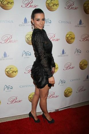 Kim Kardashian schudła (FOTO)