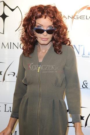 Celebryci na pokazie kolekcji okularów Ewy Minge (FOTO)