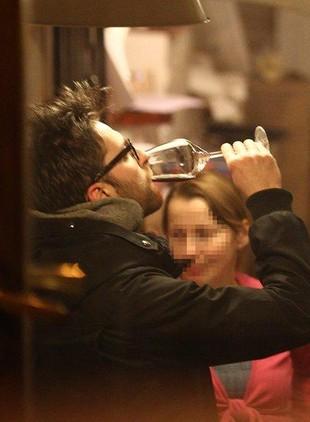 Filip Bobek na kolacji z tajemniczą kobietą (FOTO)
