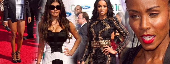 Gwiazdy na BET Awards (FOTO)