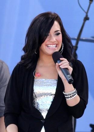 Szok! Demi Lovato bez mocnego makijażu! (FOTO)