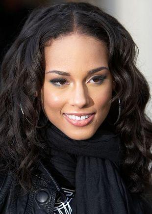 Alicia Keys pokazała trądzik (FOTO)