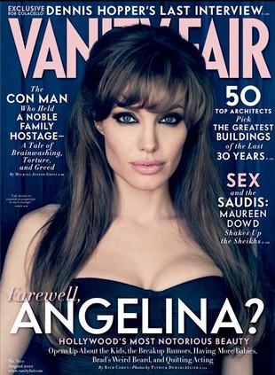 Angelina Jolie: Shiloh myśli, że jest chłopcem