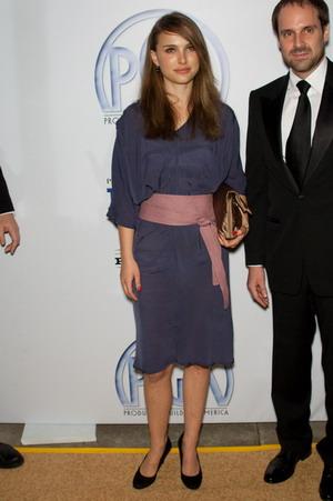 Natalie Portman: Podobam się ludziom, bo jestem płaska