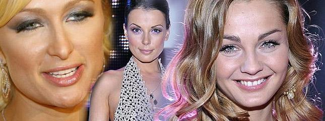 Kompromitacja Paris Hilton, ból Gosi Andrzejewicz