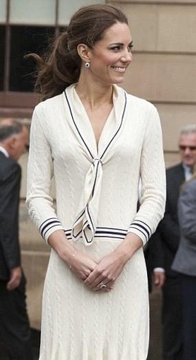 Kate Middleton waży zaledwie 43 kilo!