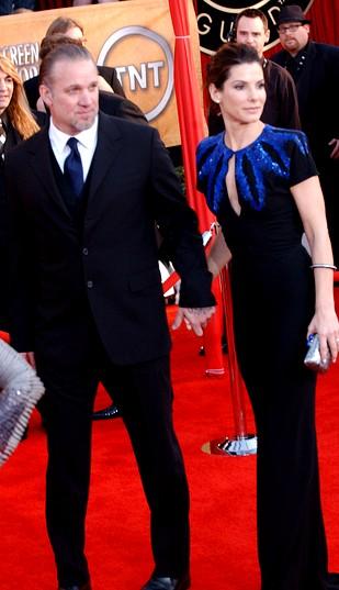Sandra Bullock i Jesse James finalizują rozwód