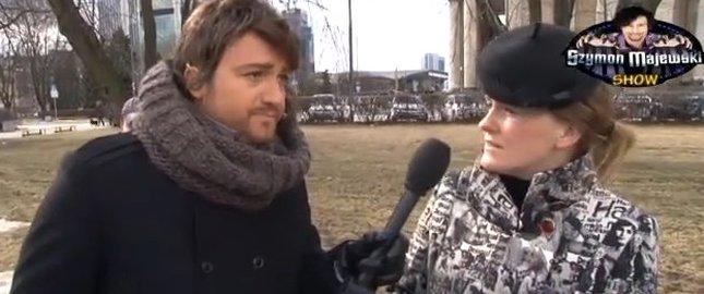 Gulivier Fajniak – nowa gwiazda w show Majewskiego [VIDEO]