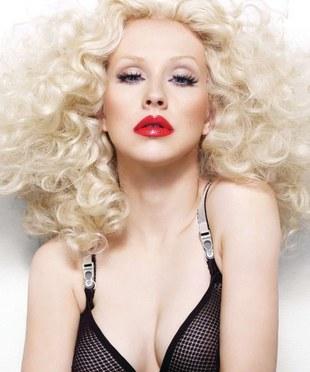 Christina Aguilera nie wstydzi się syna