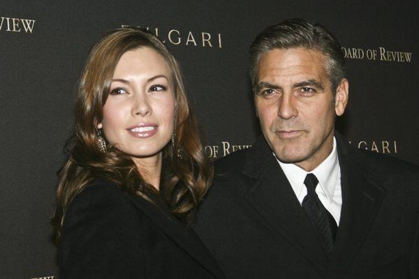 Dziewczyna George'a Clooneya to ostra dziewucha
