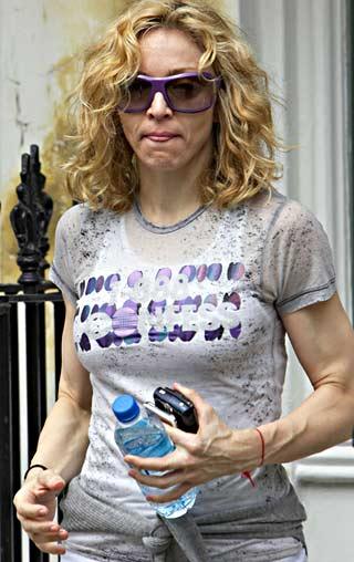 Sąsiadka Madonny pozwała ją za hałas
