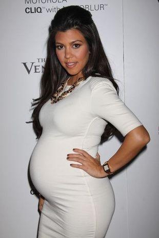 Kourtney Kardashian urodziła synka!