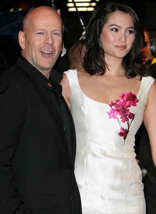 Bruce Willis będzie miał czwartą córkę?