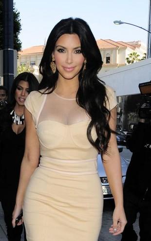 Kim Kardashian chwali się nowym blogiem (FOTO)
