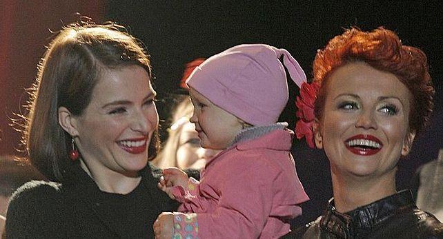 Anna Dereszowska pokazuje córeczkę (FOTO)