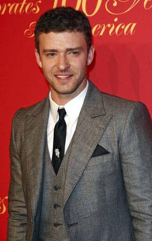 Justin Timberlake też uszczęśliwił kobietę-żołnierza (VIDEO)