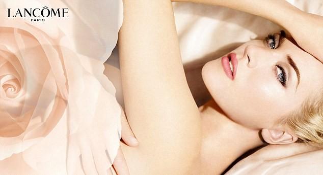 Kate Winslet nieskazitelna w reklamie szminki Lancome (FOTO)