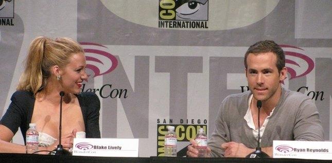 Blake Lively i Ryan Reynolds – nowa para?
