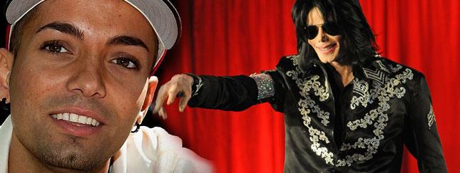 Omar Bhatti - czwarte dziecko Michaela Jacksona?