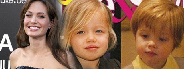 Angelina Jolie: Shiloh błagała, bym obcięła jej włosy