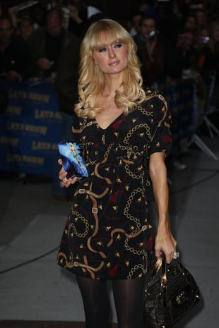 Nowy wizerunek Paris Hilton