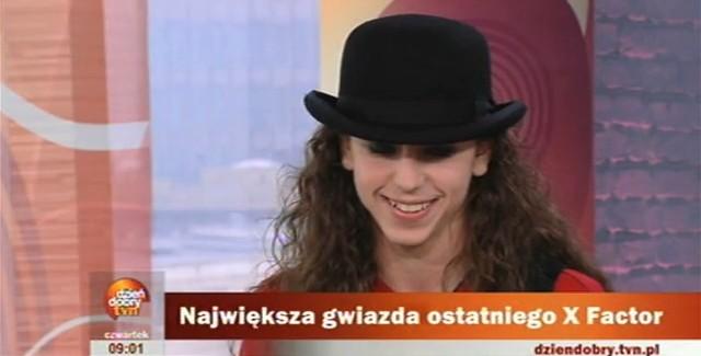 Michal Szpak Jaroslaw Kuzniar Xfactor Kuba Wojewodzki Maja Sablewska Czeslaw Mozil