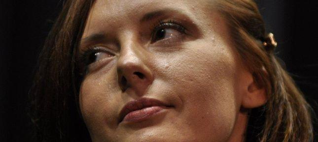 Monika Kuszyńska wystąpiła na scenie (FOTO)