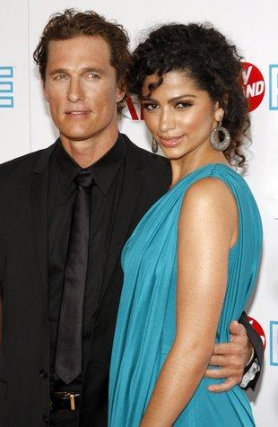 Matthew McConaughey i Camila Alves mają córeczkę