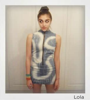 Lola - Lourdes Leon wchodzi w świat mody (FOTO)