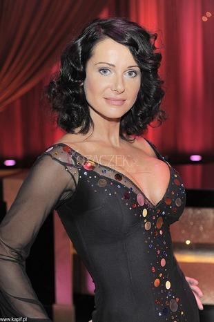 Agnieszka Jaskółka ma mały problem z dużymi piersiami