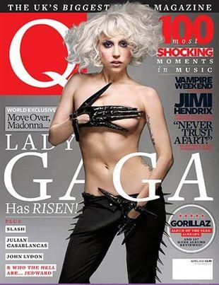 Lady Gaga pogrążona w depresji