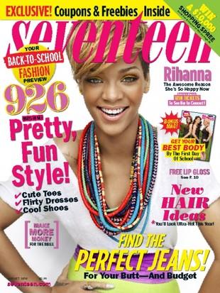 Rihanna do dziewczyn: Nie bójcie się być sobą