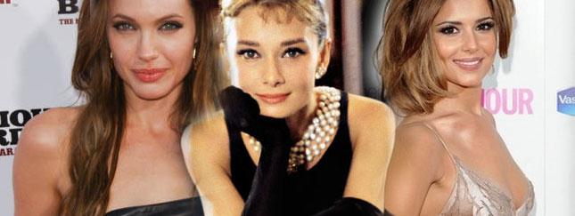 Audrey Hepburn najpiękniejszą kobietą wieku (FOTO)