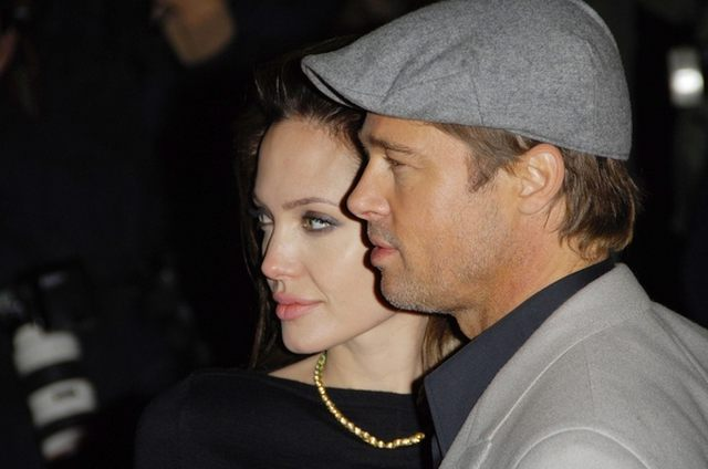 Brad i Angelina - ślubu nie było?