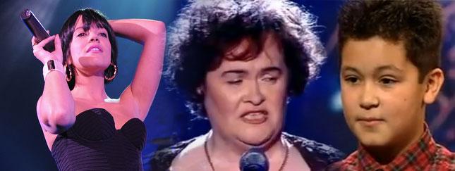 Lily Allen skrytykowała Susan Boyle