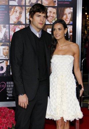 Ashton Kutcher chce ocalić upadające małżeństwo?