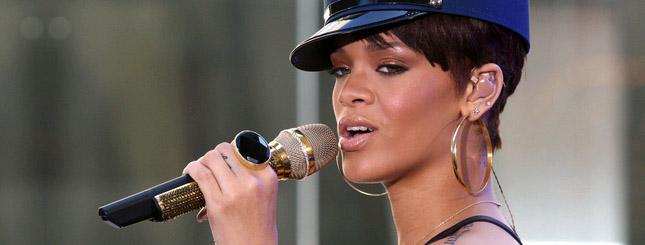 Rihanna jest spłukana!