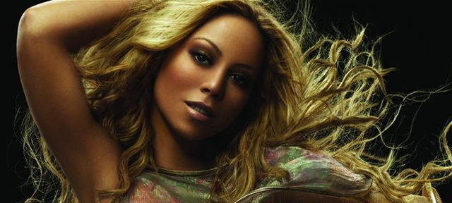 Promocyjne fotki Mariah Carey... To Beyonce!