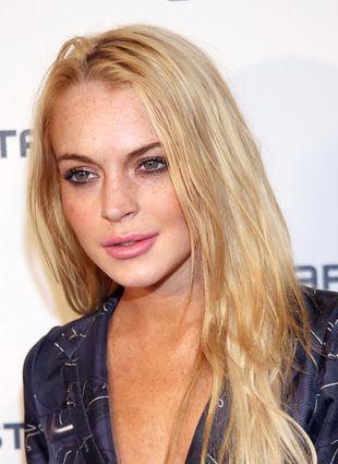 Lindsay Lohan wśród zmarłych
