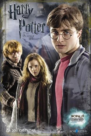 Zobacz trailer najnowszego Harry'ego Pottera (VIDEO)