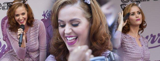 Katy Perry ma nową fryzurę (FOTO)